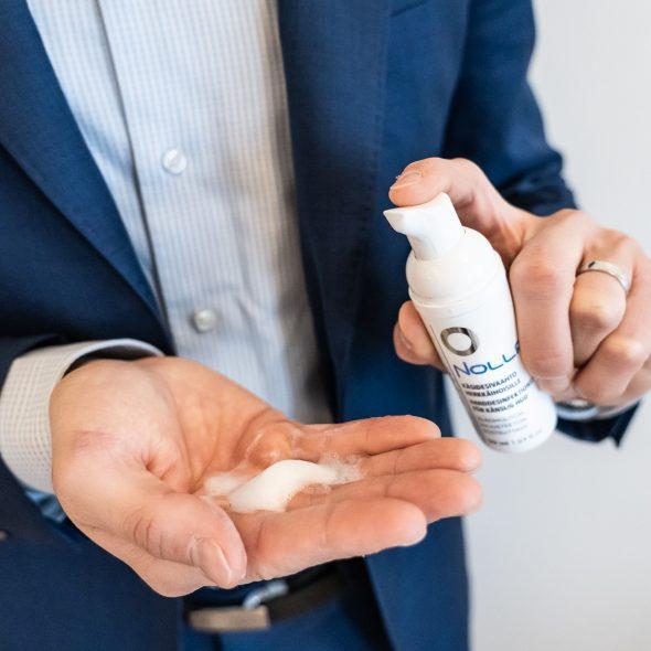 Nolla Antimicrobial käsihygienia
