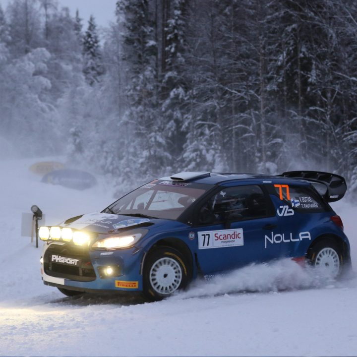 Nolla Antimicrobial Arctic Lapland Rally
