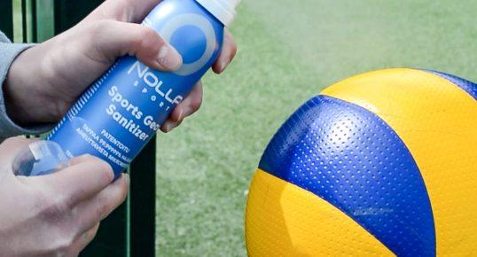 Nolla Antimicrobial oli mukana järjestämässä Power Cup lentopalloturnausta. Ottelupallot desinfioitiin Nolla Sports Gear Sanitizerilla.