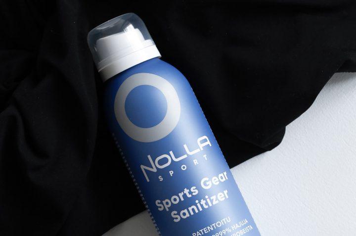 Nolla Sports Gear Sanitizer desinfioi ja raikastaa varusteet